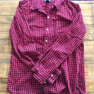 Gap flannel. Small